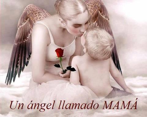 Un ángel llamado mamá
