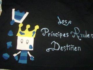 Los príncipes azules destiñen