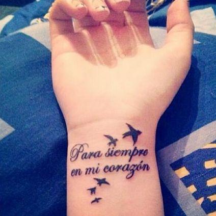 Para siempre en mi corazón