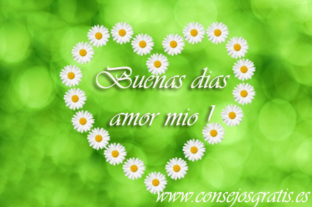 Buenos Dias Amor Mio Imagenes Con Frases